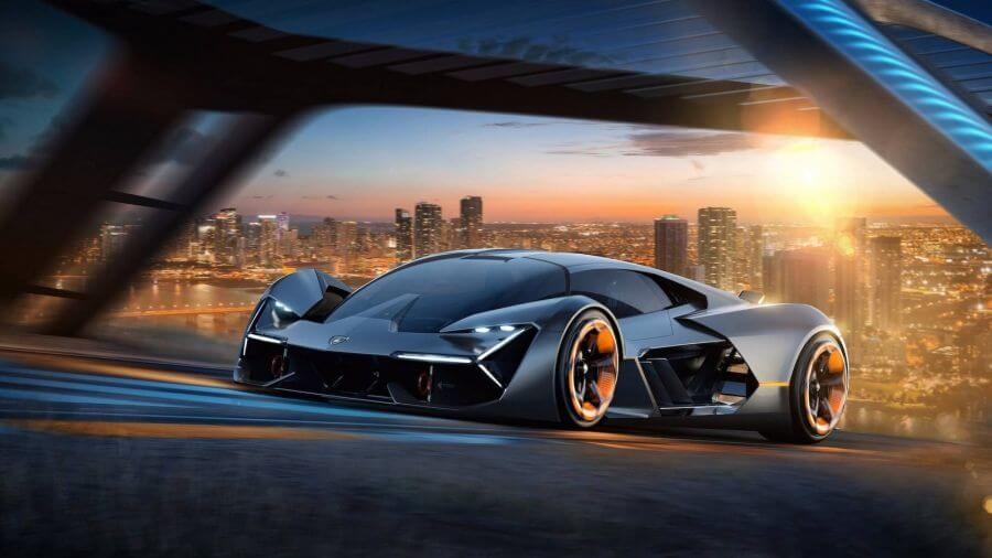 ... Lamborghini Along With MIT Unveil Their First Electric Supercar On  Latest Cars, Top 10 Fastest ...
